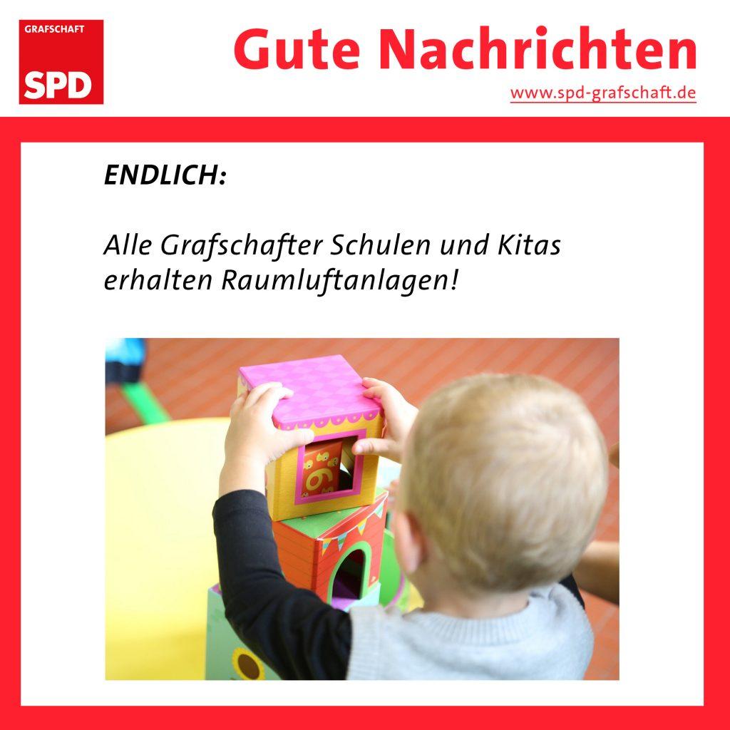 Gute Nachrichten SPD